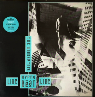 Woodentops (The) ‎- Live Hypnobeat Live (LP) (EX+/EX-)